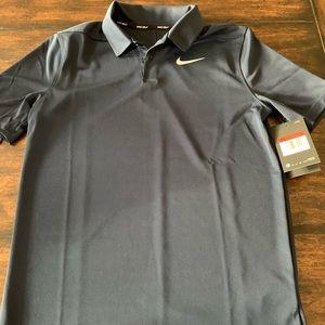 Nike Boys Polo Shirt size Large